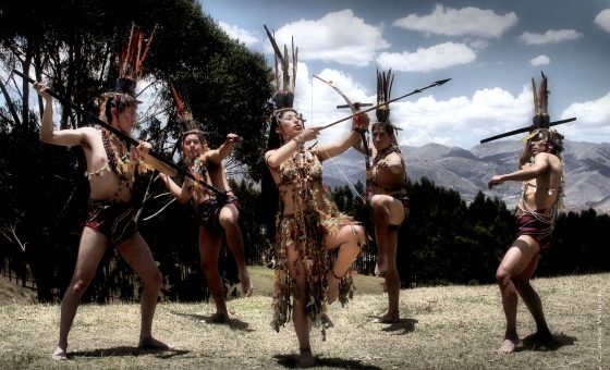 Danza De La Flecha