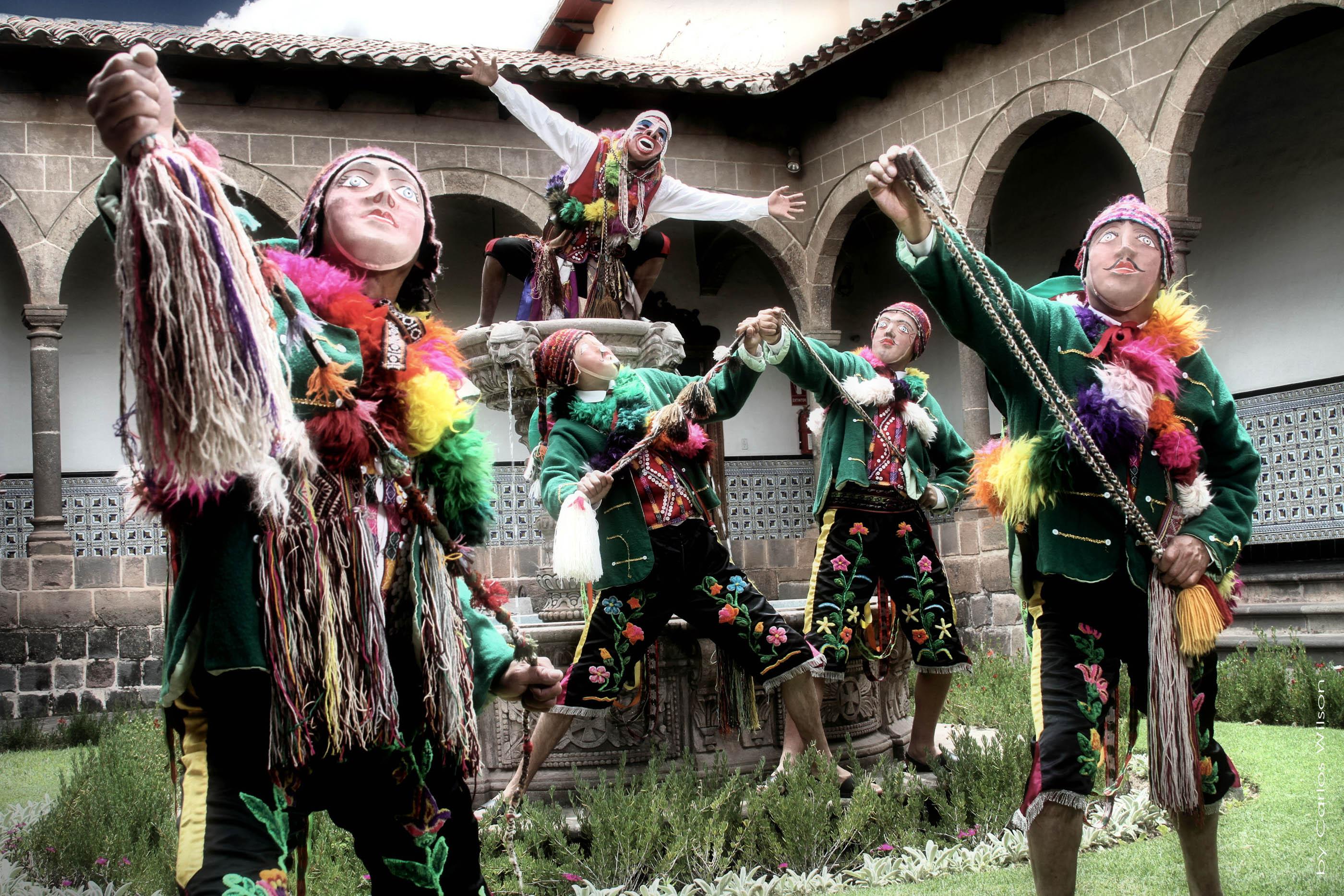 Danza K'achampa