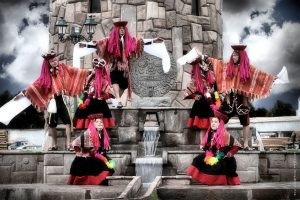 Danza Wallatas – Valle Sagrado