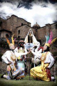 Danza Qhapaq Negro