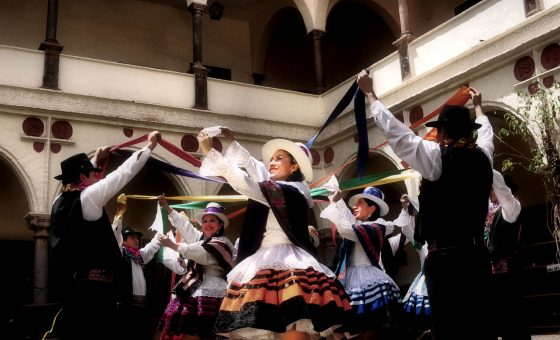 Carnaval Cusqueño