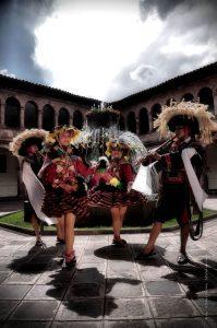 Danza Carnaval de Q'atqa