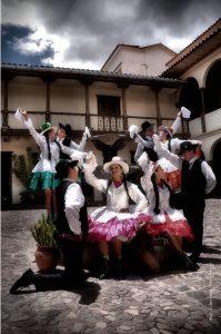 Danza Marinera Cusqueña