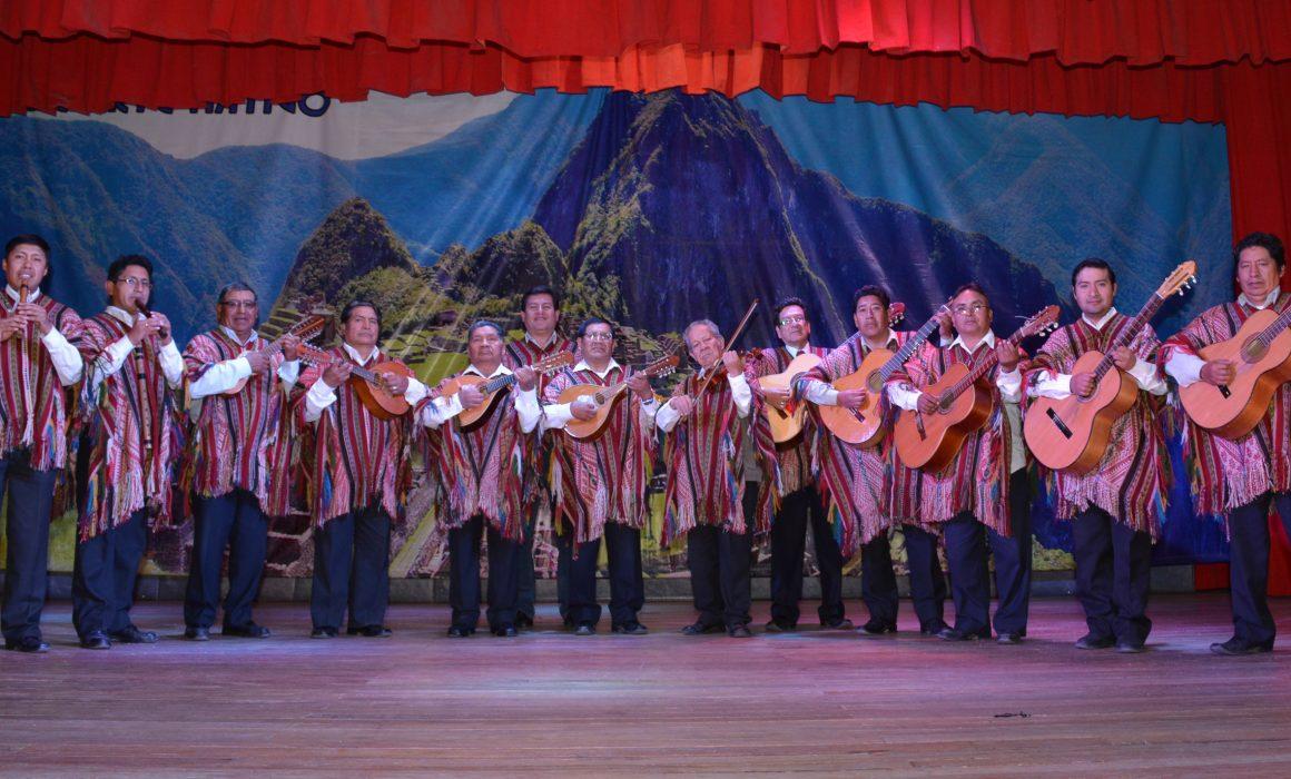 Elenco musical del Centro Qosqo